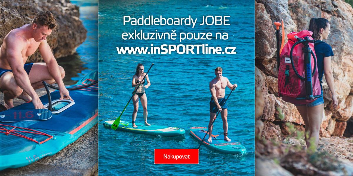 Paddleboardy Jobe 2021